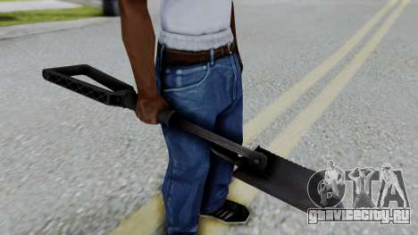 No More Room in Hell - Entrenchment Tool для GTA San Andreas третий скриншот