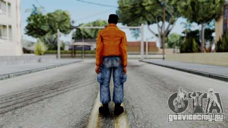 CS 1.6 Hostage 01 для GTA San Andreas третий скриншот