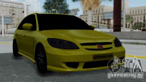 Honda Accord Vtec2 Stock для GTA San Andreas