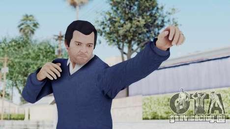 GTA 5 Michael De Santa для GTA San Andreas