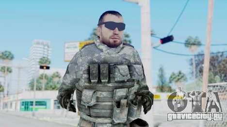 Acu Soldier 6 для GTA San Andreas