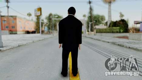 WWE Ricardo для GTA San Andreas третий скриншот