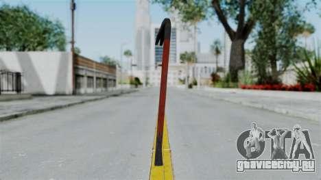 GTA 5 Crowbar для GTA San Andreas третий скриншот