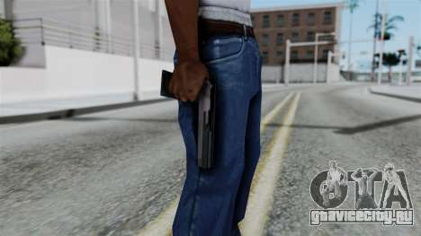 Vice City Beta Desert Eagle для GTA San Andreas третий скриншот