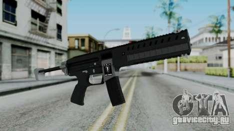 GTA 5 Combat PDW - Misterix 4 Weapons для GTA San Andreas