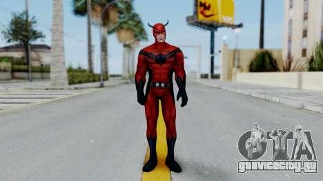 Marvel Future Fight - Giant Man для GTA San Andreas второй скриншот
