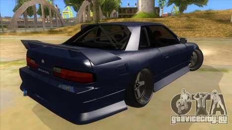 Nissan S13 Zenki для GTA San Andreas вид справа