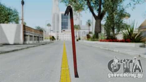 GTA 5 Crowbar для GTA San Andreas