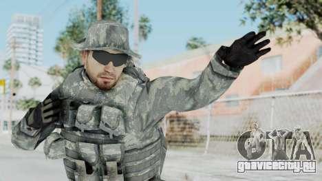 Acu Soldier 7 для GTA San Andreas