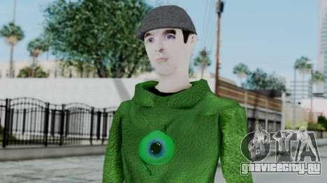Jacksepticeye для GTA San Andreas