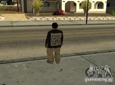 ballas3 [straight outta Compton] для GTA San Andreas второй скриншот