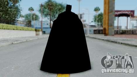 BvS Dawn of Justice - Batman для GTA San Andreas третий скриншот