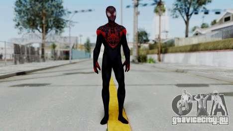 Marvel Future Fight Spider Man Miles v1 для GTA San Andreas второй скриншот