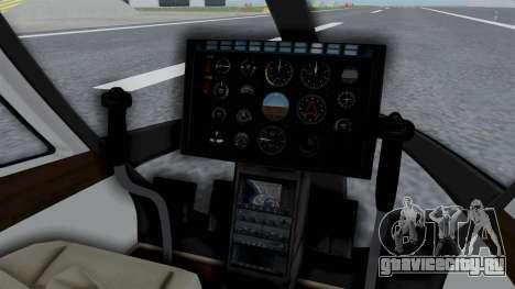 GTA 5 Super Volito для GTA San Andreas вид справа
