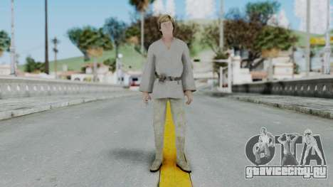 SWTFU - Luke Skywalker Tattoine Outfit для GTA San Andreas второй скриншот
