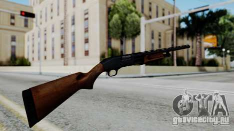 No More Room in Hell - Mossberg 500A для GTA San Andreas второй скриншот