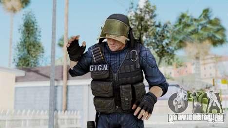 GIGN 2 No Mask from CSO2 для GTA San Andreas