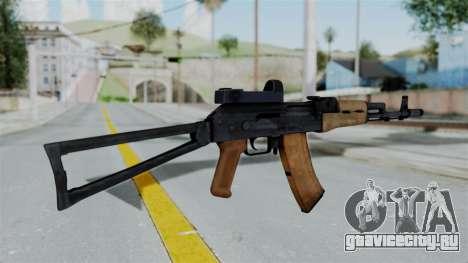 Arma2 AKS-74 Cobra для GTA San Andreas второй скриншот