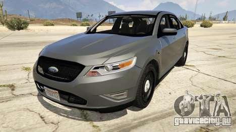Ford Taurus для GTA 5