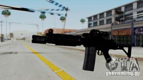 FN FAL DSA для GTA San Andreas