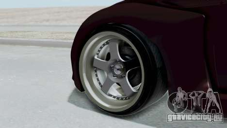 Toyota GT-86 Rocket Bunny для GTA San Andreas вид сзади слева
