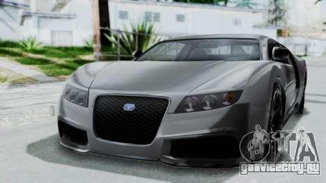 GTA 5 Truffade Adder v2 SA Lights для GTA San Andreas