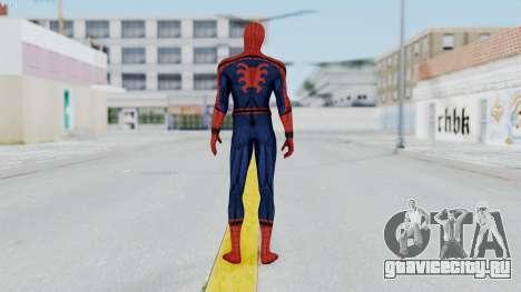Civil War Spider-Man для GTA San Andreas третий скриншот