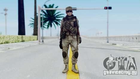 Crysis 2 US Soldier 4 Bodygroup B для GTA San Andreas второй скриншот