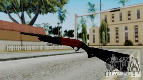 No More Room in Hell - Winchester Super X3 для GTA San Andreas третий скриншот