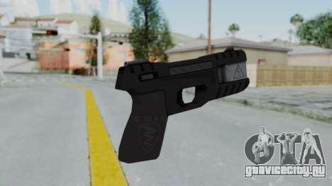 GTA 5 Stun Gun - Misterix 4 Weapons для GTA San Andreas третий скриншот