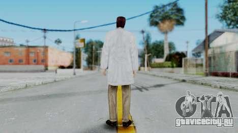 Gordon Freeman Scientist From HL Blue Shift для GTA San Andreas третий скриншот