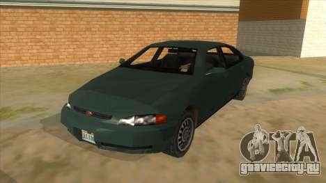 GTA LCS KURUMA для GTA San Andreas