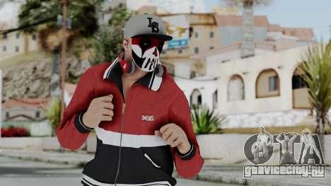 GTA Online DLC Executives and Other Criminals 4 для GTA San Andreas