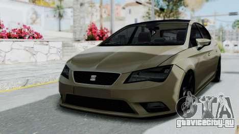 Seat Leon для GTA San Andreas