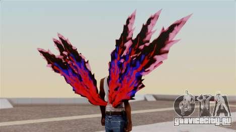 Ayatos Kagune для GTA San Andreas третий скриншот
