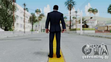 Marvel Future Fight Agent Coulson v1 для GTA San Andreas третий скриншот