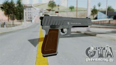 GTA 5 Pistol .50 для GTA San Andreas третий скриншот
