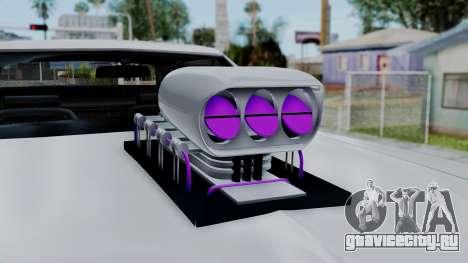 Ford Gran Torino Monster Truck для GTA San Andreas вид справа