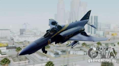 McDonnell Douglas RF-4B Blue Angels для GTA San Andreas