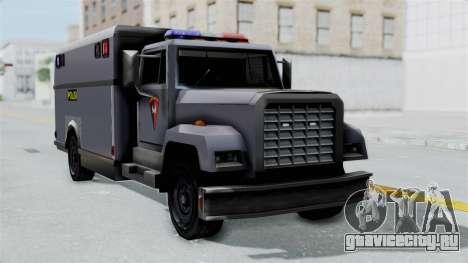 Indonesian Police BRIMOB Enforcer для GTA San Andreas