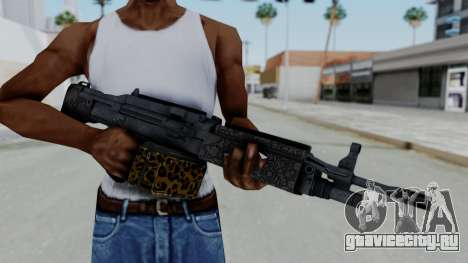 GTA 5 Online Lowriders DLC Combat MG для GTA San Andreas третий скриншот