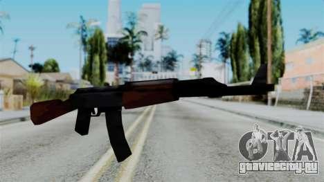 GTA 3 AK-47 для GTA San Andreas