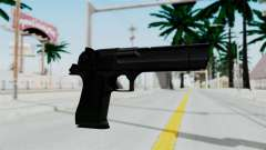 Pouxs Desert Eagle v2 Black для GTA San Andreas