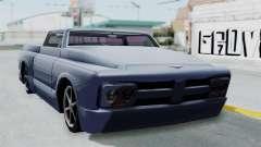Дополненный Slamvan для GTA San Andreas