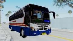 Laksana Legacy Hino AK8 Cangkuang Livery для GTA San Andreas