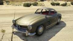 1954 Mercedes-Benz 300 SL Gullwing 1.0 для GTA 5