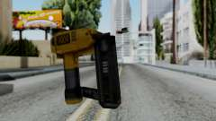 Vice City Beta Nailgun