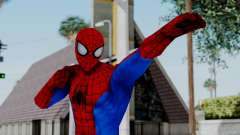 Marvel Future Fight Spider Man Classic v1 для GTA San Andreas