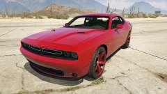 2015 Dodge Challenger для GTA 5