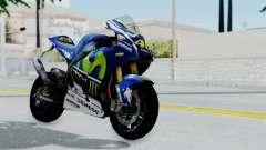 Yamaha YZR M1 2016